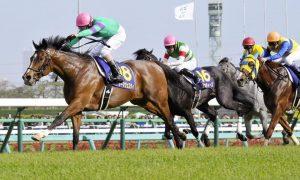Первый этап Тройной Короны в Японии