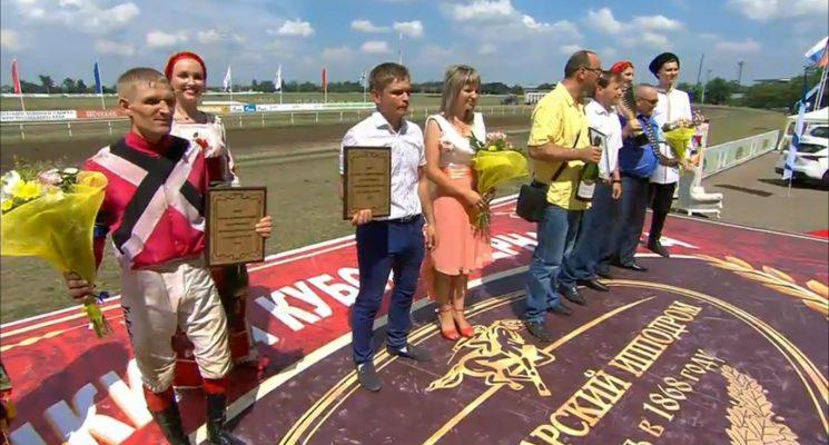 Эрмигудин выигрывает Кубок Губернатора