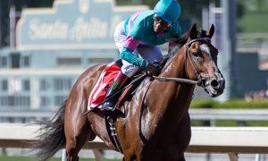 Mastery — фаворит пробного San Felipe Stakes